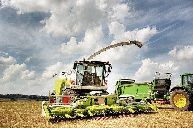 kilka słów o produkcji maszyn rolniczych
