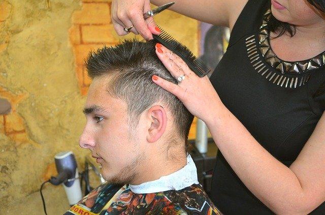 własny salon fryzjerski